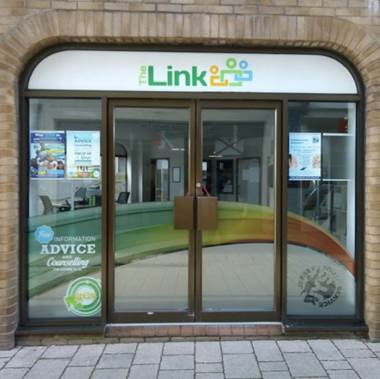 The Link Entrance